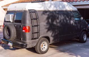 Welcome Home Creeper Van!