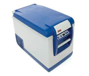 Portable refrigerator for campervan