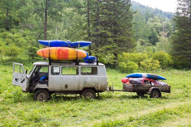 Kayak Canoe Garage Storage