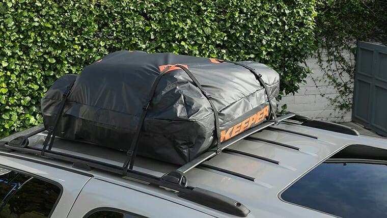 Keeper rooftop cargo bag