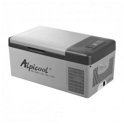 Placing An Apicool 12v Portable Refrigerator In A Camper Van Conversion