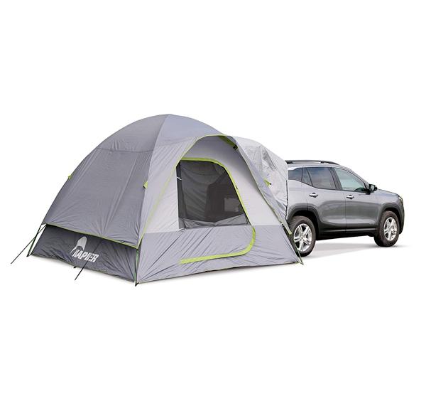 backroadz suv car camping tent