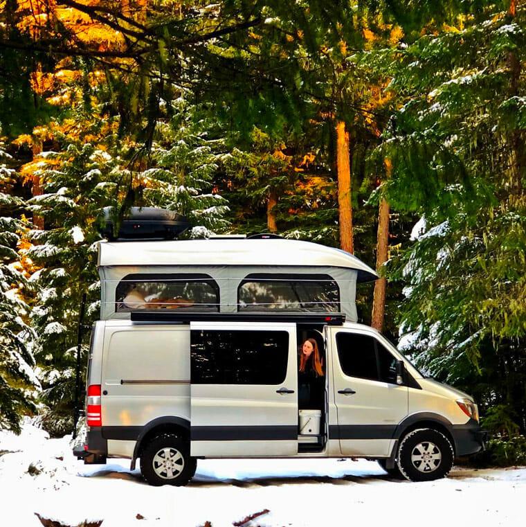 choosing a conversion van to buy