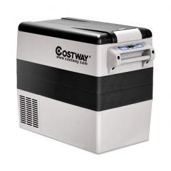Putting A Costway 12v Portable Refrigerator In A Conversion Van Camper
