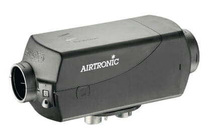 Espar Airtonic D2 Diesel heater for a camper van