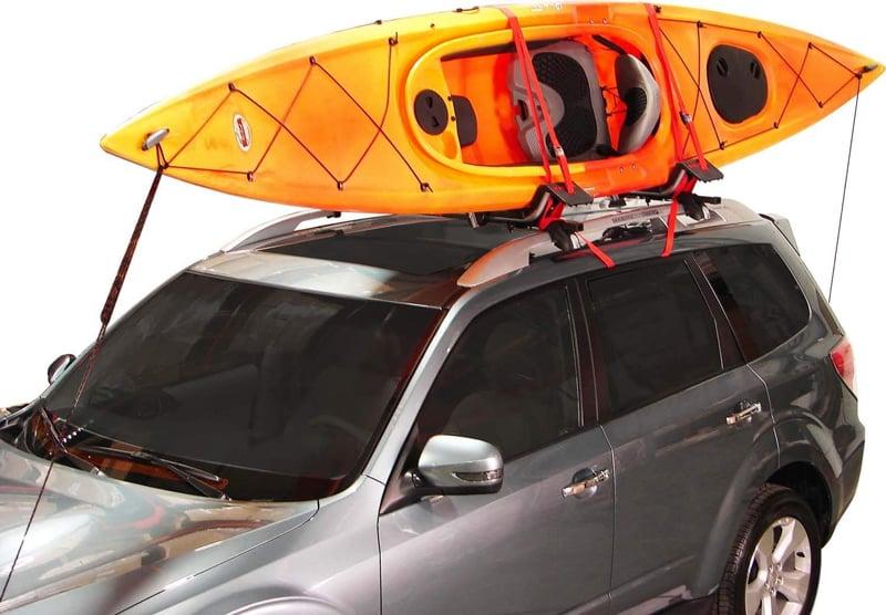 j-cradle suv kayak rack