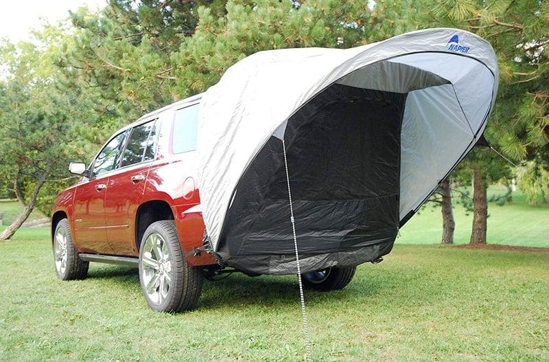Napier sports cove minivan tent