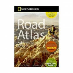 Navigate Van Life With An Adventure Road Atlas