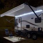 RV motorhome camper trailer lighting kit