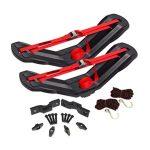 saddle style kayak carrier