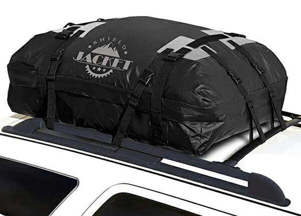 Shield Jacket Waterproof Roof Top Cargo Bag