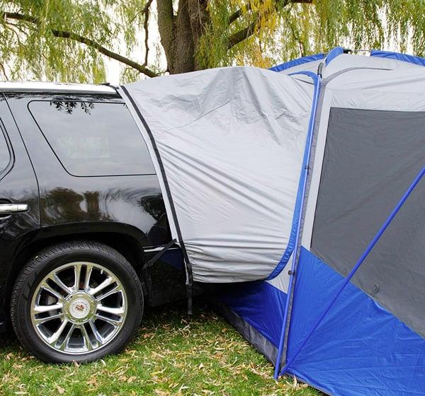 SUV tent waterproof straps