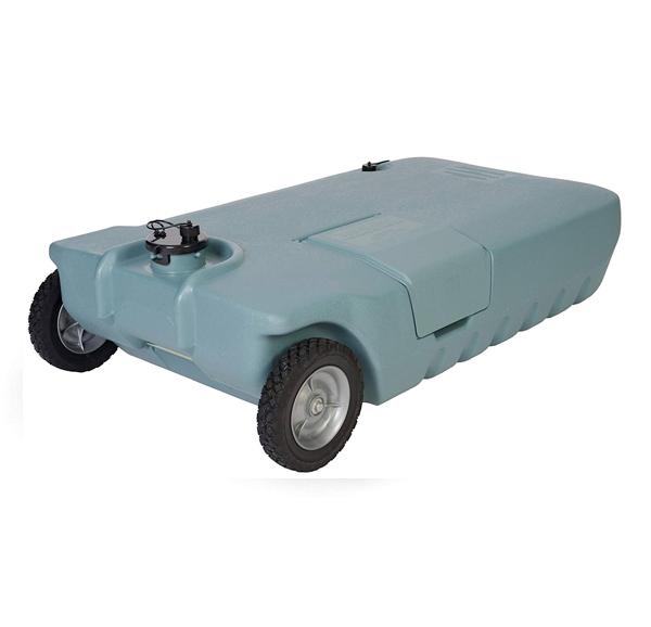 rv portable black water tank