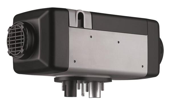 webasto diesel air heater for a campervan conversion